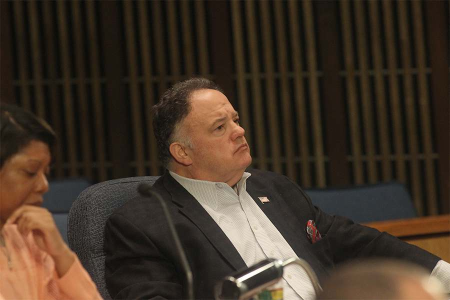 Ciro Adams - Council Member At-Large