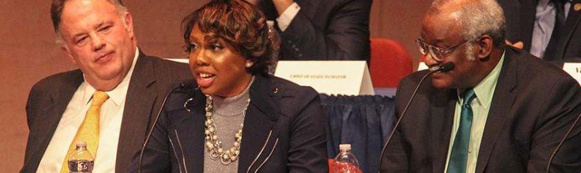 Rysheema Dixon - Council Member At-Large