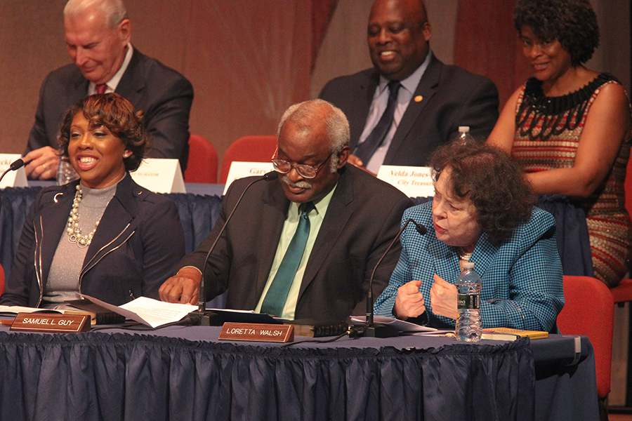 Loretta Walsh - President Pro Tempore, Council Member At-Large
