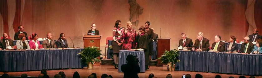 Wilmington City Council 107th Inauguration