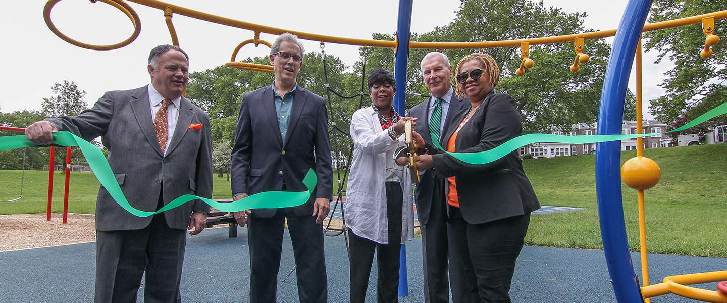 Wilmington Youth Playground Rededication