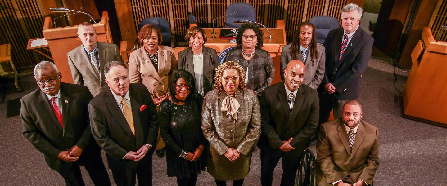 Wilmington City Council Members